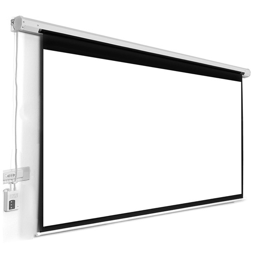 Dee-Dove Electric Motorized Screen 120X120